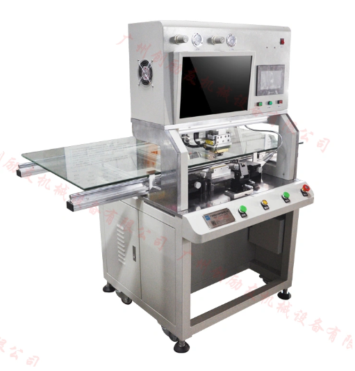 610dh Cof LCD Wire Bonding Machine Easy Operate For LCD Flex Cable Repair Machine