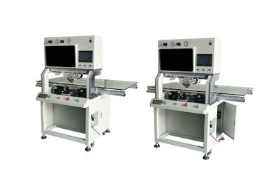 LCD Panel Wire Bonding Machine Pulse Heating 1500W AC220V 50Hz Multi Line Black Screen
