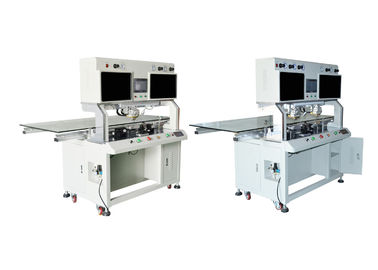 Cof ACF Bonding Machine Precise Temperature Control For Reparing 2K 4K Curved Screen