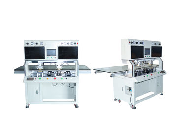 China Double Head Big Size Lcd Repair Bonding Machine For FPC Fog Cof Tab Cog supplier