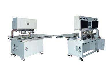 China High Machine Capacity Automatic Wire Bonding Machine PLC Control AC220 V 1500W supplier