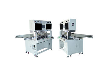 Titanium Alloy Bonding Head Tab Acf Bonding Machine , LCD TV Repair Machine