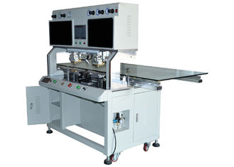 High Efficiency Wire Bonding Machine Double Head Robust Design Easy Operation