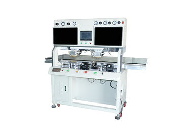 China 616DH Tab Cof Bonding Machine Double Large Screen Display For TV LCD Repairing distributor