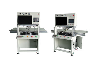 China Pulse Heat Acf Tab FPC Cof Led Panel Bonding Machine , Heat Bonding Machine factory