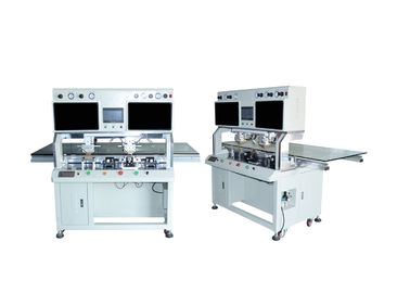 China High Efficiency LCD Bonding Machine Large Size Easy Operation For FPC Fog Cof Tab Cog distributor