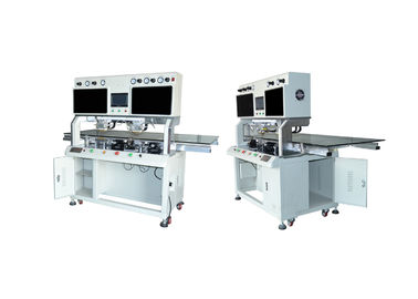 China Tab Acf LCD Cof Bonding Machine Double Large Screen Display For LED TV factory