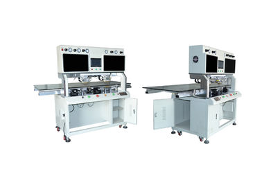 China 1500W Tab Bonding Machine LCD Repairing Pulse Heating Touch Screen Control factory