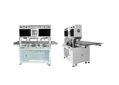 China Tab Cof Acf LCD LED OLED Wire Bonding Machine Imported Titanium Alloy Bonding Head factory