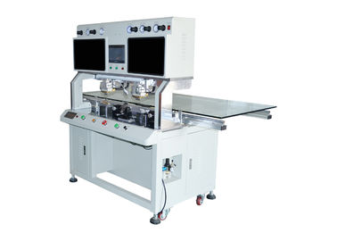 China Pulse Heat ACF Bonding Machine Touch Screen Button Operation High Success Rate factory
