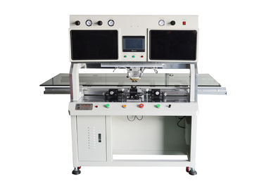 China 12~ 85 Inch Wire Bonding Machine Precise Temperature Control For Perfect Bonding factory