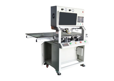China Pulse Heat LCD Flex Cable Repair Machine With Tab Cof Acf Tape Pulse Heat factory