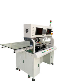 China Single Head Pulse Heat ACF FPC Bonding Machine For LED TV Screen Repair AC220 V factory